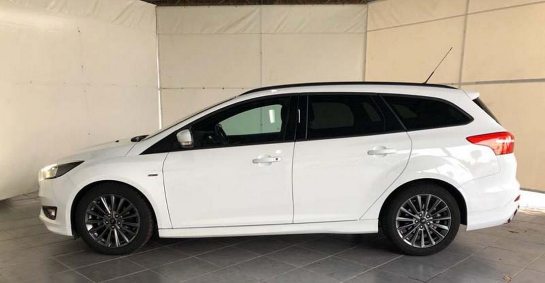 Ford Focus SW 1.5 TDCi 120 CV S&S ST Line Station Wagon 2016 0