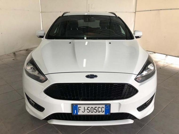 Ford Focus SW 1.5 TDCi 120 CV S&S ST Line Station Wagon 2016 2