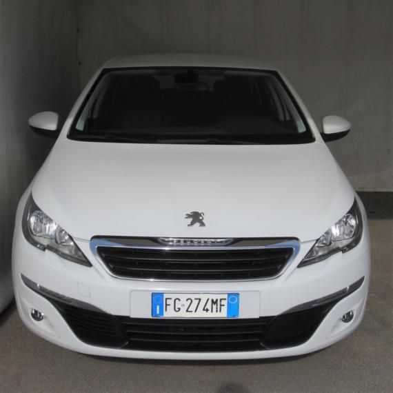 Peugeot 308 SW PureTech Turbo 110 S&S Active Station Wagon 2017 2