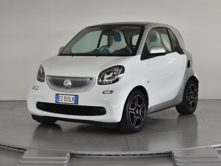 Smart fortwo 90 0.9 Turbo Proxy 2014
