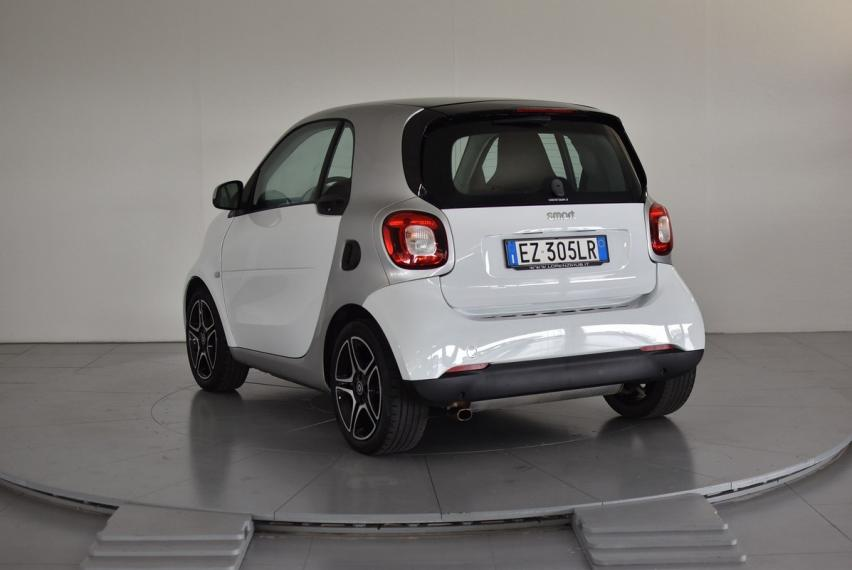 Smart fortwo 90 0.9 Turbo Proxy 2014 1