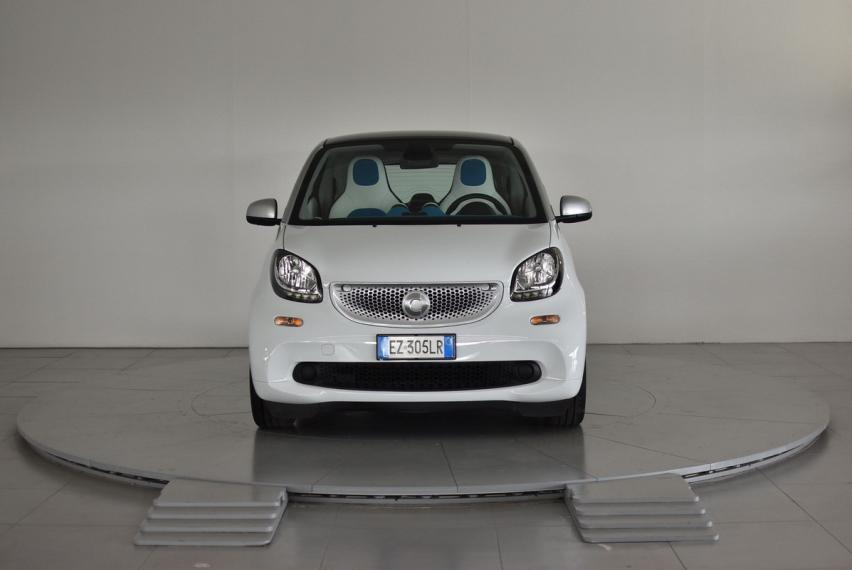 Smart fortwo 90 0.9 Turbo Proxy 2014 2