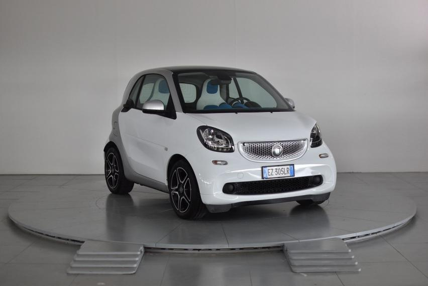 Smart fortwo 90 0.9 Turbo Proxy 2014 3
