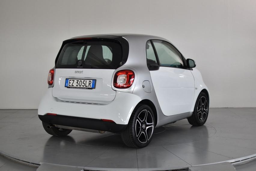 Smart fortwo 90 0.9 Turbo Proxy 2014 5