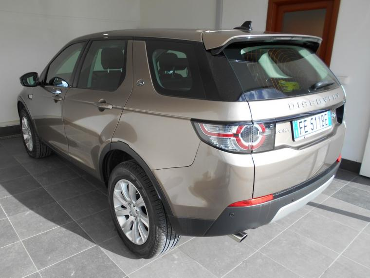 Land Rover Discovery Sport 2.0 TD4 180 CV HSE 2015 0