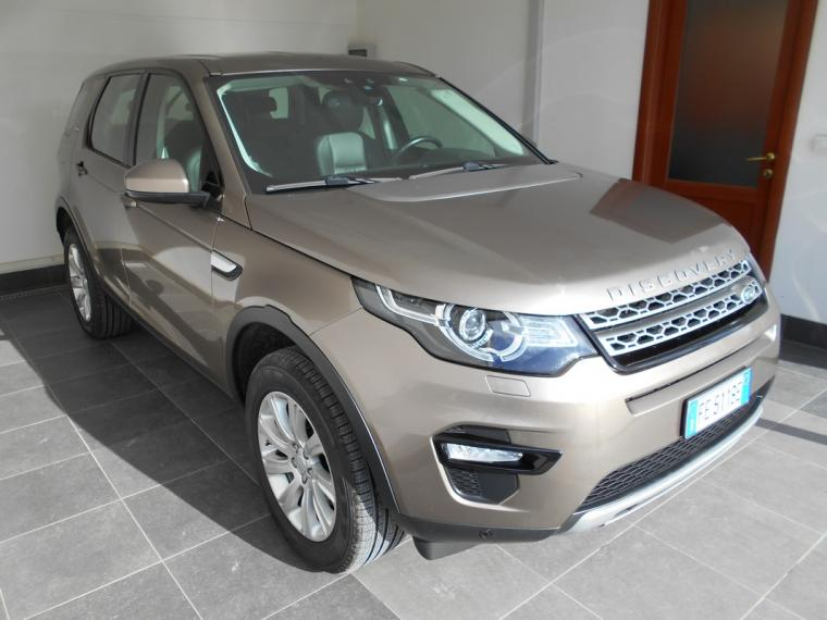 Land Rover Discovery Sport 2.0 TD4 180 CV HSE 2015 2