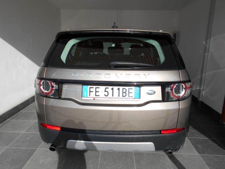 Land Rover Discovery Sport 2.0 TD4 180 CV HSE 2015 4