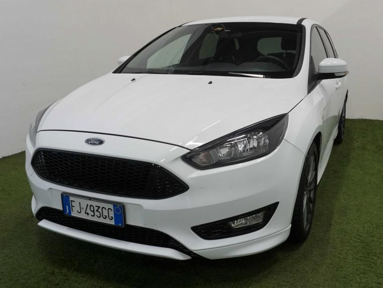 Ford Focus SW 1.5 TDCi 120 CV S&S ST Line Station Wagon 2016