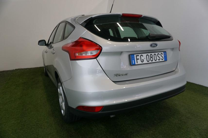 Ford Focus 1.5 TDCi 120 CV S&S Plus 2014 1