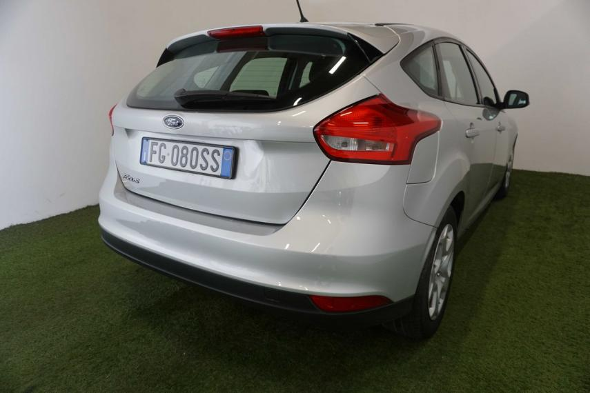 Ford Focus 1.5 TDCi 120 CV S&S Plus 2014 5