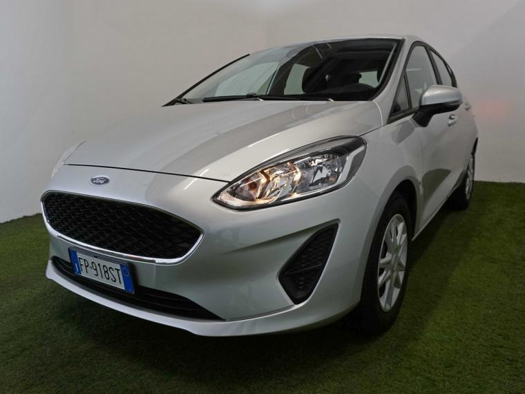 Ford Fiesta 1.5 TDCi 5p. Plus 2017