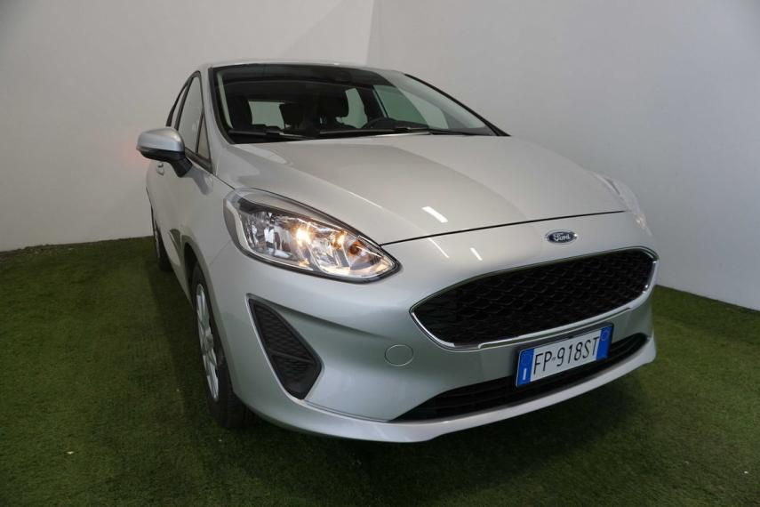 Ford Fiesta 1.5 TDCi 5p. Plus 2017 3