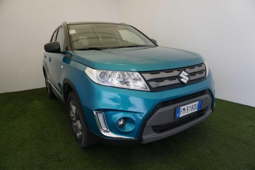 Suzuki Vitara 1.6 DDiS 4WD All Grip V-Cool 2015 3
