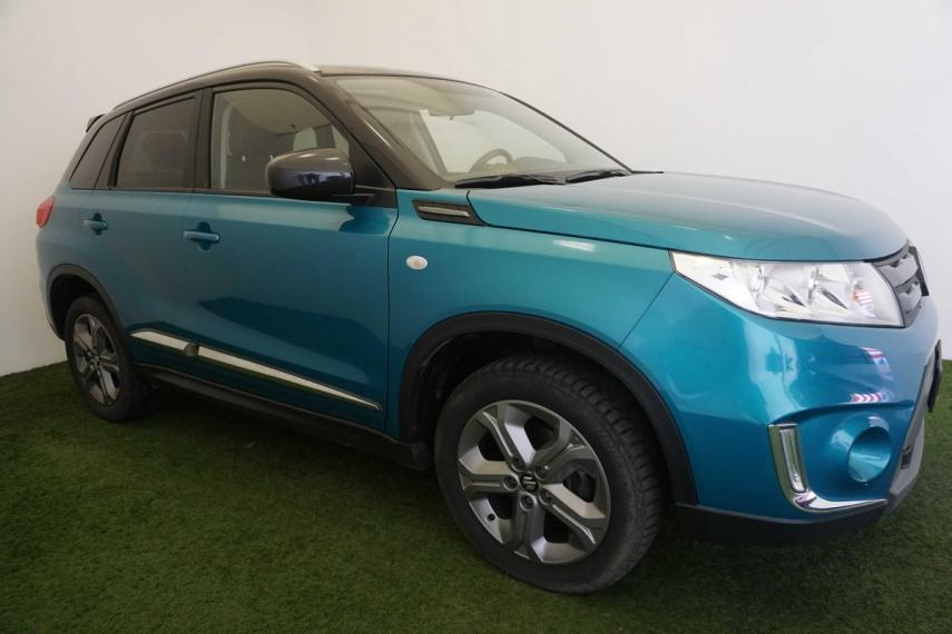 Suzuki Vitara 1.6 DDiS 4WD All Grip V-Cool 2015 4