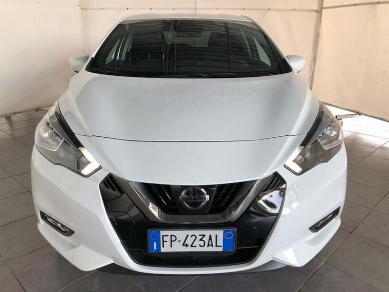 Nissan Micra 1.5 dCi 8V N-Connecta 5p. 2016 2