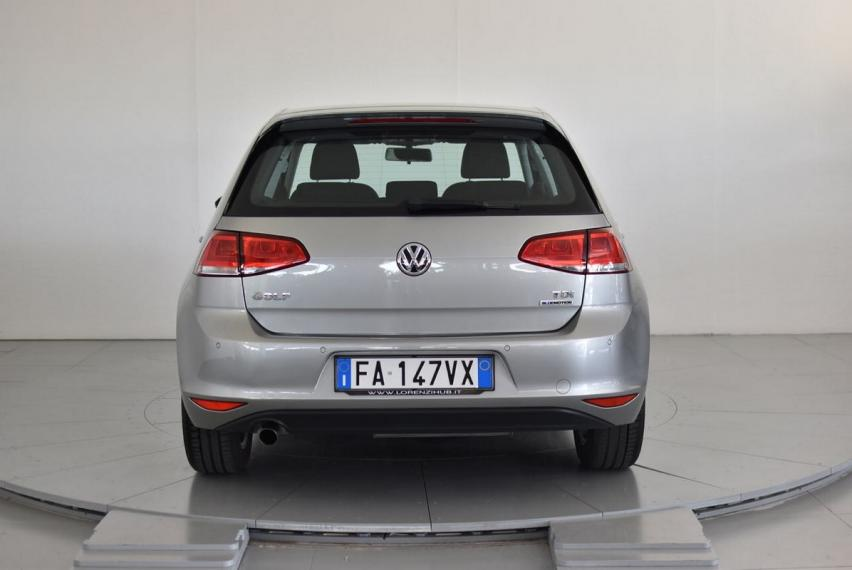 Volkswagen Golf 1.6 TDI 110 CV 5p. Business 4 Free BlueMotion 2015 4