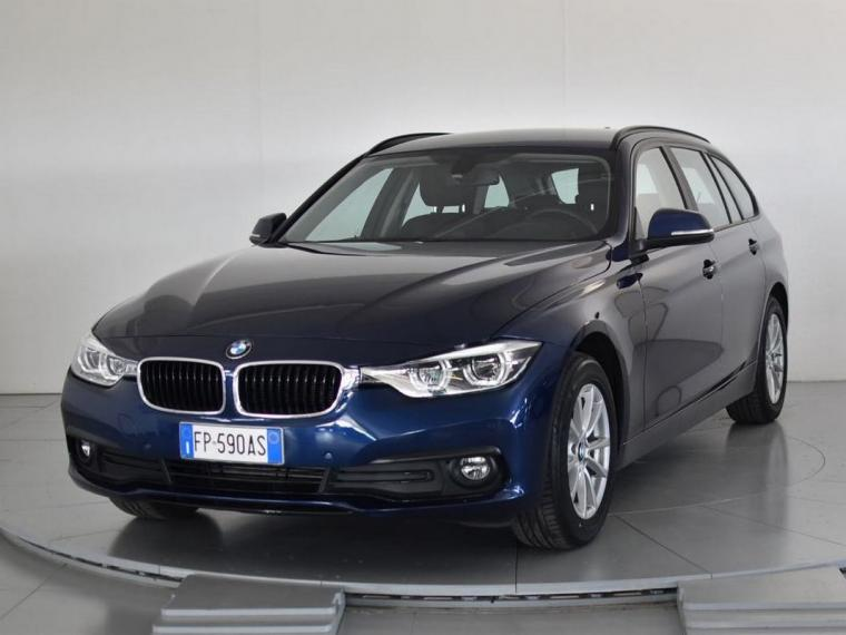 Bmw Serie 3 Touring 318d Business Advantage aut. 2017