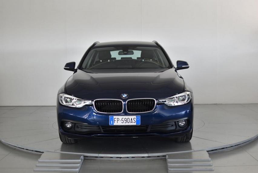 Bmw Serie 3 Touring 318d Business Advantage aut. 2017 2
