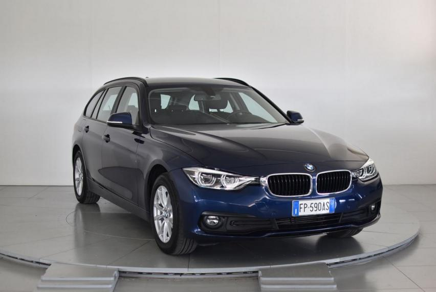 Bmw Serie 3 Touring 318d Business Advantage aut. 2017 3