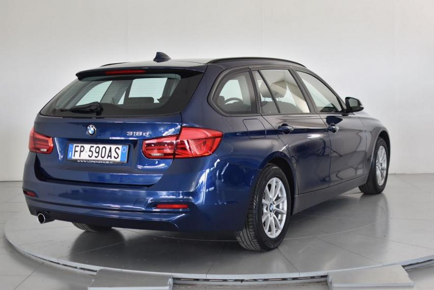Bmw Serie 3 Touring 318d Business Advantage aut. 2017 5