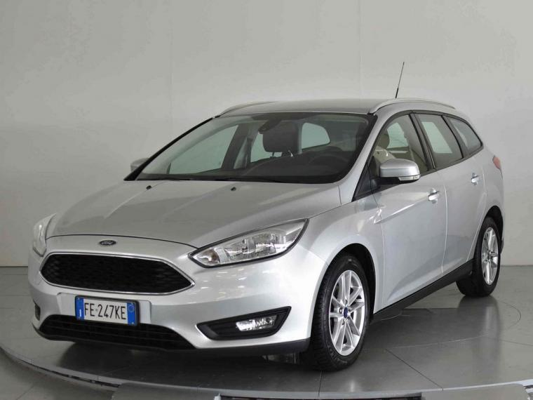 Ford Focus SW 1.5 TDCi 120 CV S&S Business Station Wagon 2015