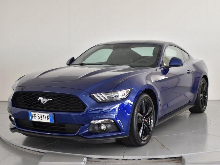 Ford Mustang Fastback 2.3 EcoBoost 2015