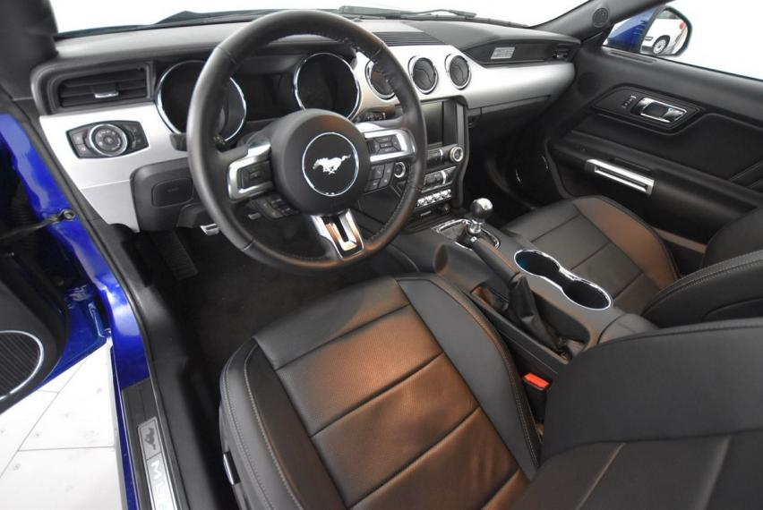 Ford Mustang Fastback 2.3 EcoBoost 2015 9