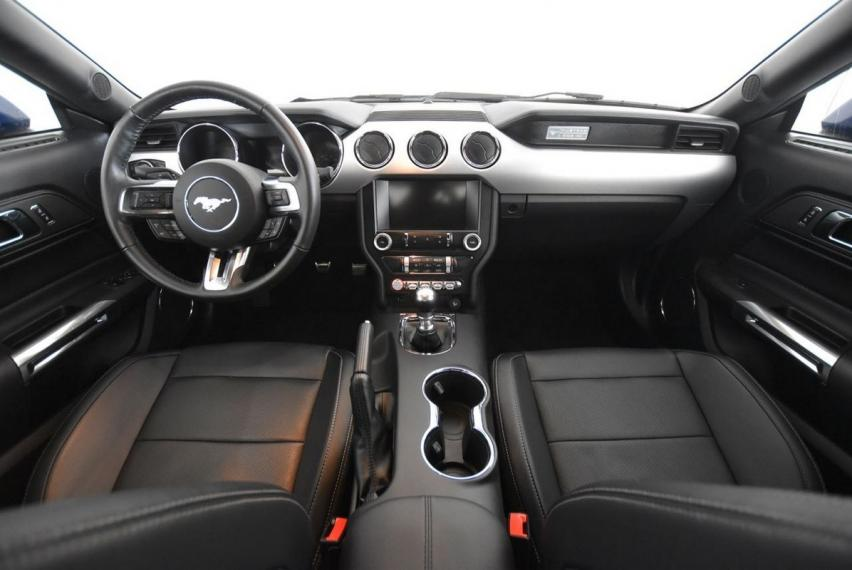 Ford Mustang Fastback 2.3 EcoBoost 2015 10