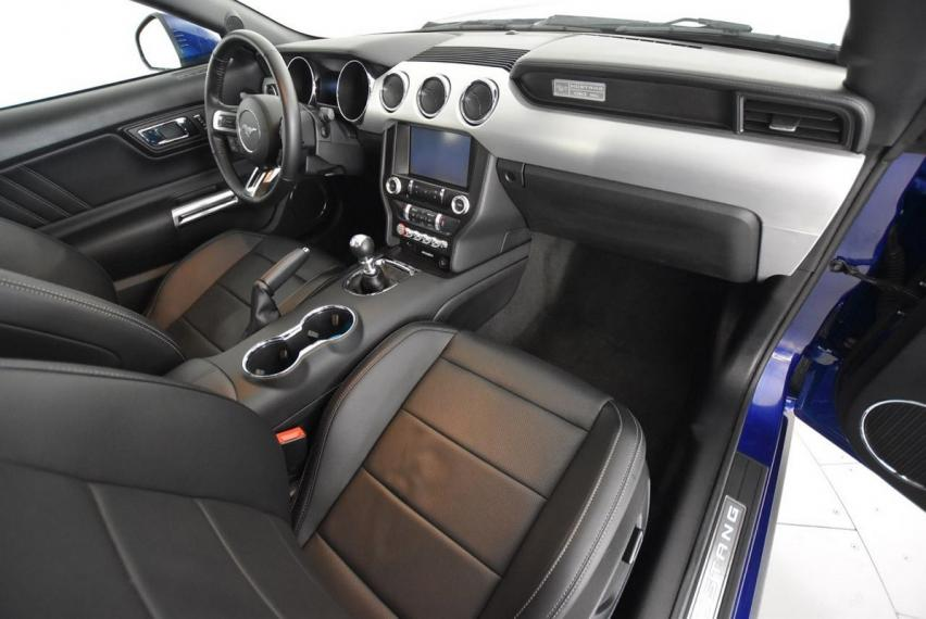 Ford Mustang Fastback 2.3 EcoBoost 2015 11