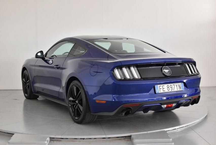 Ford Mustang Fastback 2.3 EcoBoost 2015 1