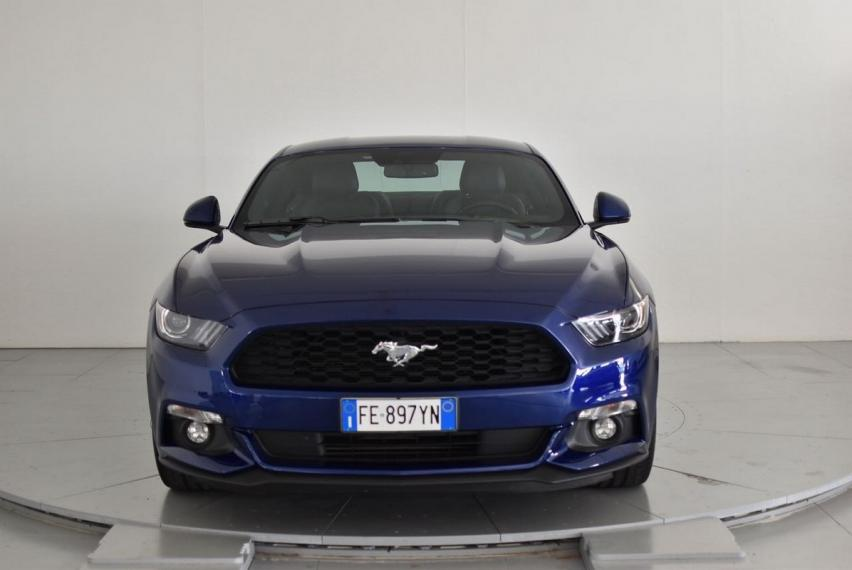Ford Mustang Fastback 2.3 EcoBoost 2015 2