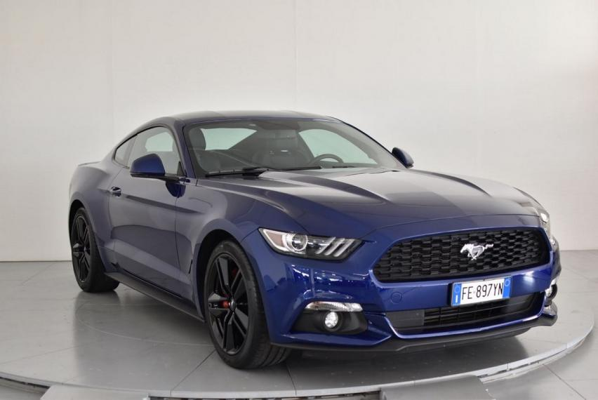 Ford Mustang Fastback 2.3 EcoBoost 2015 3