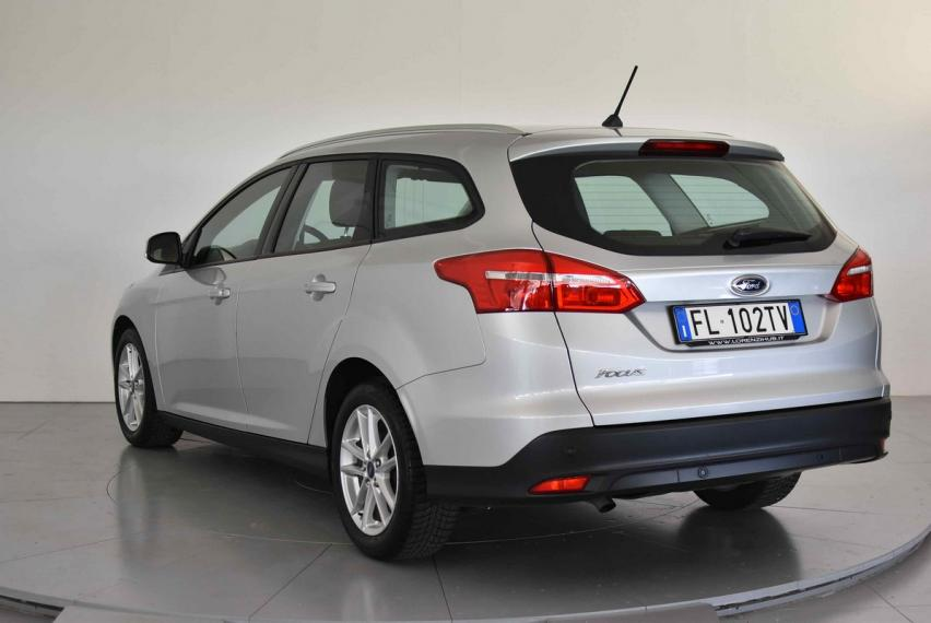 Ford Focus SW 1.5 TDCi 95 CV S&S Business Station Wagon 2015 1