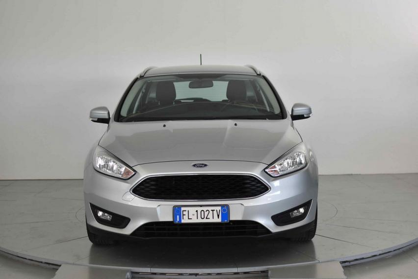 Ford Focus SW 1.5 TDCi 95 CV S&S Business Station Wagon 2015 2
