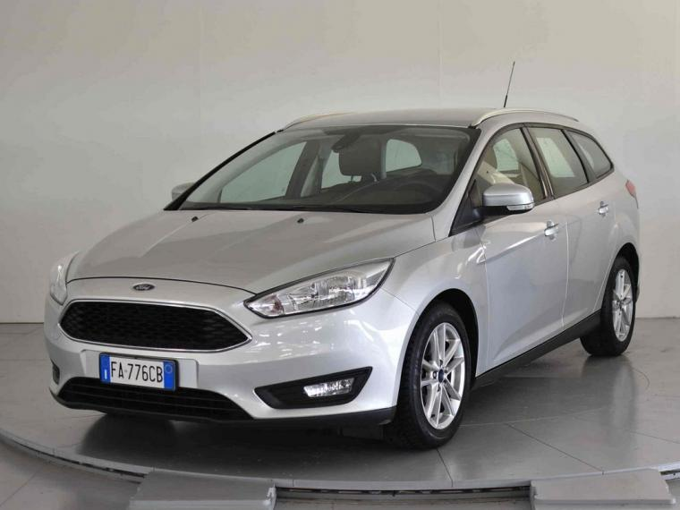 Ford Focus SW 1.5 TDCi 95 CV S&S Business Station Wagon 2014