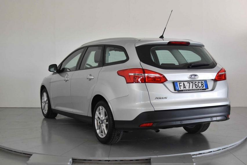 Ford Focus SW 1.5 TDCi 95 CV S&S Business Station Wagon 2014 1