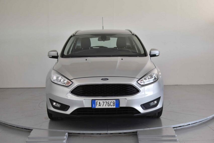 Ford Focus SW 1.5 TDCi 95 CV S&S Business Station Wagon 2014 2