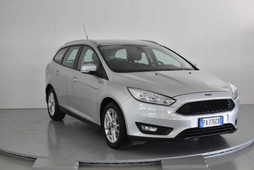 Ford Focus SW 1.5 TDCi 95 CV S&S Business Station Wagon 2014 3