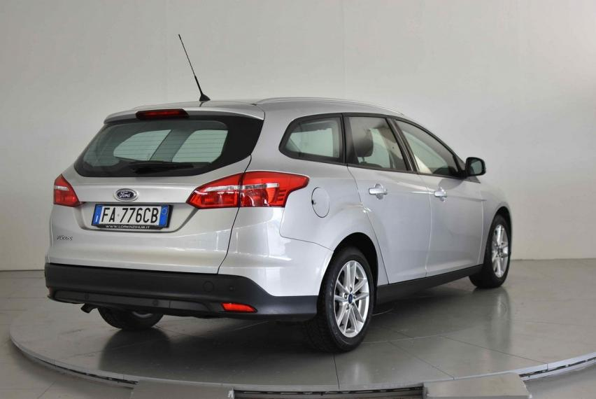 Ford Focus SW 1.5 TDCi 95 CV S&S Business Station Wagon 2014 5