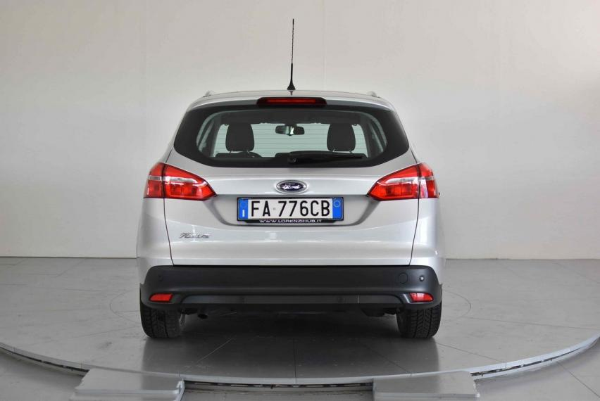 Ford Focus SW 1.5 TDCi 95 CV S&S Business Station Wagon 2014 6