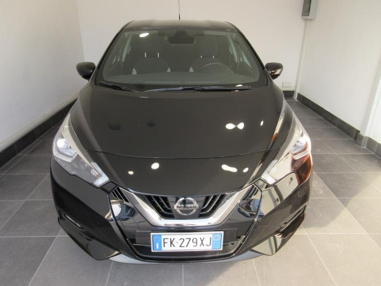 Nissan Micra 1.5 dCi 8V N-Connecta 5p. 2016 1