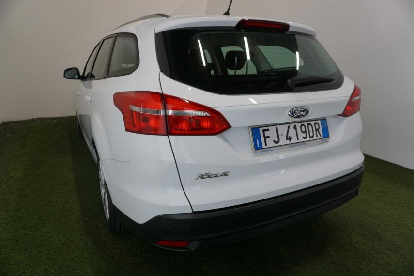 Ford Focus SW 1.5 TDCi 120 CV S&S Business Station Wagon 2015 0