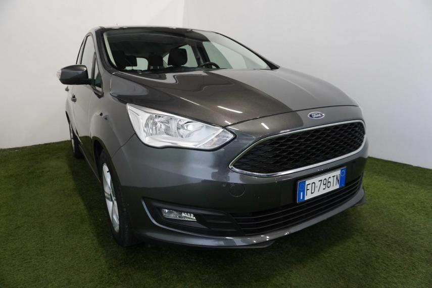 Ford C-Max 1.5 TDCi 95 CV S&S Business 2015 3
