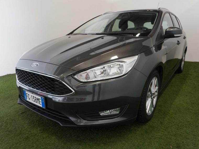 Ford Focus SW 1.5 TDCi 120 CV S&S Powershift Business Station Wagon 2015
