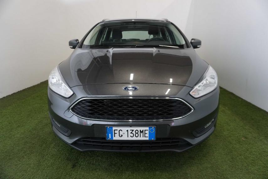 Ford Focus SW 1.5 TDCi 120 CV S&S Powershift Business Station Wagon 2015 2