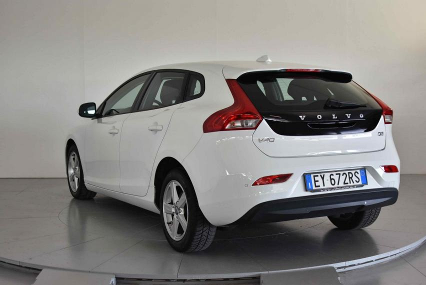 Volvo V40 Autocarro V40 D2 1.6 Powershift Business Edition N1 2014 1