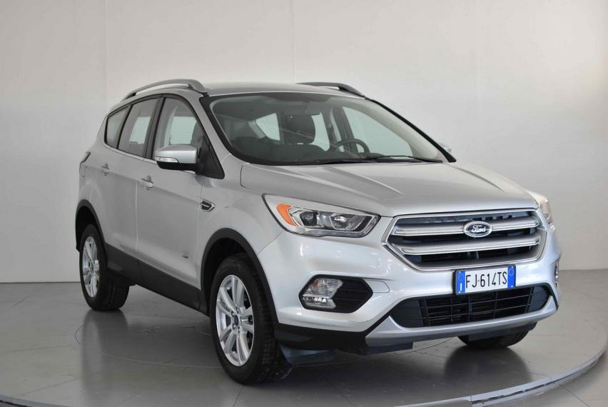 Ford Kuga 2.0 TDCI 150 CV S&S Powershift 4WD Business 2016 3