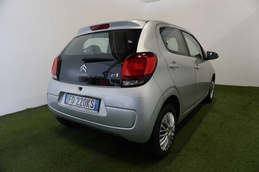 Citroen C1 VTi 68 Feel 5p. 2015 4
