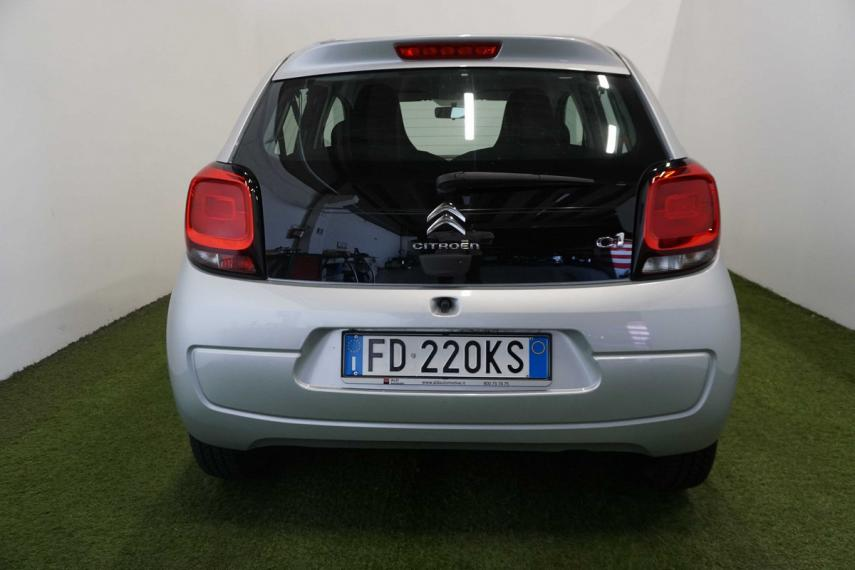 Citroen C1 VTi 68 Feel 5p. 2015 5