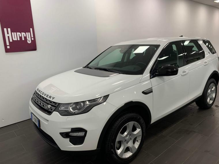 Land Rover Discovery Sport 2.0 eD4 150 CV 2WD Pure 2018